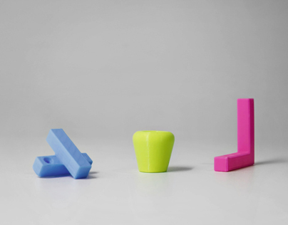 3D Printed Wall Pegs