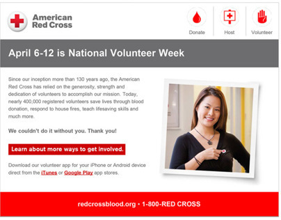 Red Cross Emails