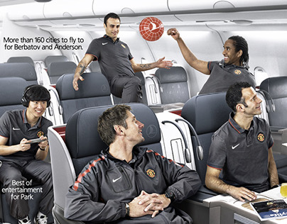 Turkish Airlines - Manchester United TVC