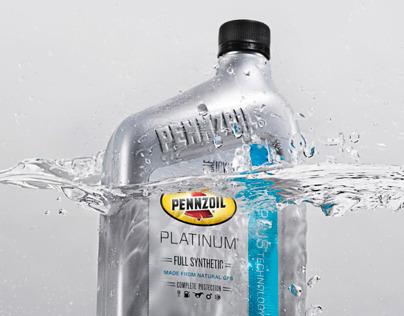 Pennzoil editorial photography