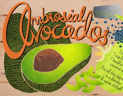 Ambrosial Avocados