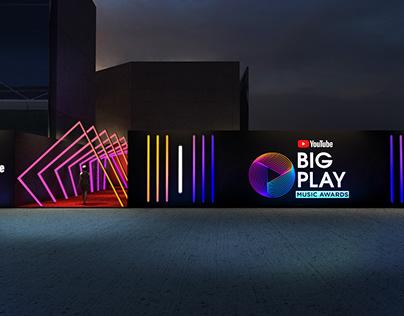 Youtube BIG PLAY Music Awards