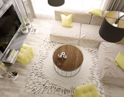 I Apartment in PARUS - L'viv