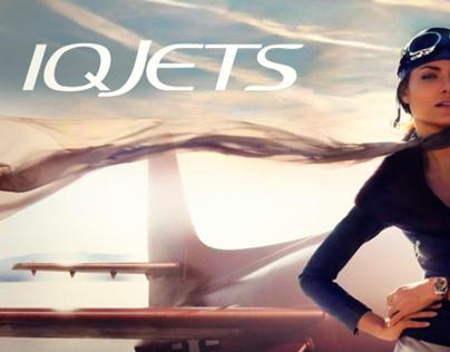IQJETS Banner design (Print Media)