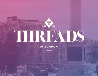THREADS | Fashion Brand | Identity & Digital Design