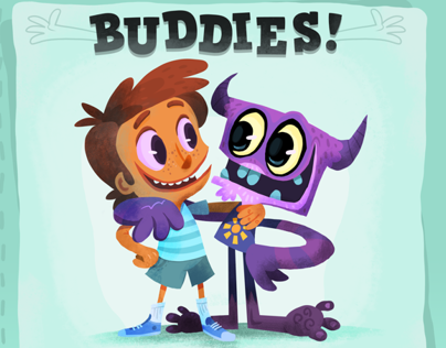 Buddies! Storybook Manual (2014)
