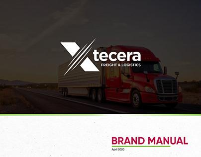 Xtecera Branding