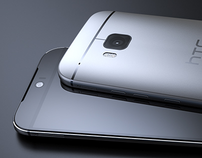 HTC One M9 Recontructed