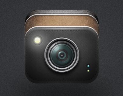 iOS icon Camera App