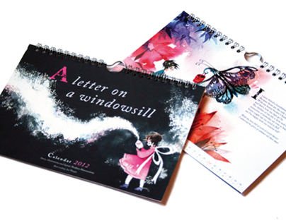 Storybook Calendar for the year 2012
