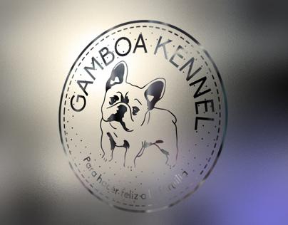Gamboa Kennel logo