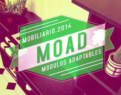 MOAD Modulos Adaptables