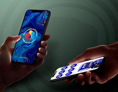 South African Responsible Gambling Foundation App UX/UI