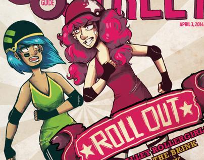 Rollergirls GoStreet Cover
