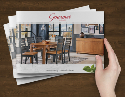 Catalogue Gourmet