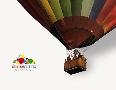Albuquerque International Balloon Fiesta UX/UI design