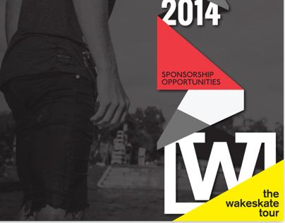 Sponsorship Proposal - The Wakeskate Tour
