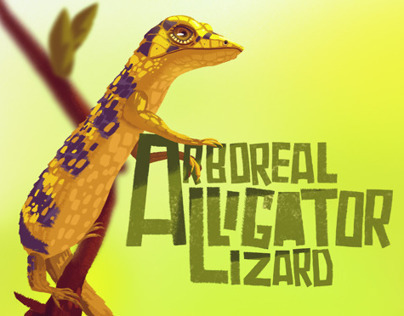 """""""Scales and Tails, the Reptile ABC's!"""""""