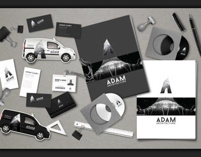 Rebranding - ADAM Architectural Design & Management