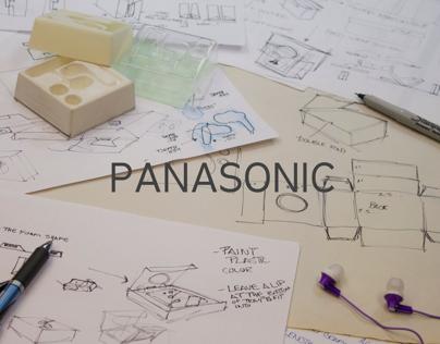 Panasonic: Ergofit Packaging