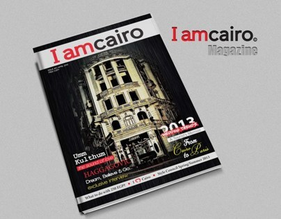 I am Cairo Magazine