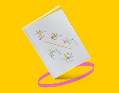 Volta - RMIT Creative Writing Anthology - Publication