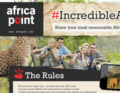 Incredible Africa Photo Contest