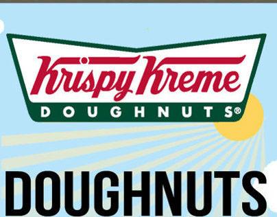 Krispy Kreme Collaterals