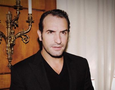 Snap portrait Jean Dujardin best actor Oscars