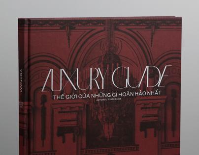 Luxury Guide book - Autumn/Winter 2013