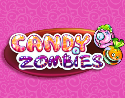 Candy Zombeis Project