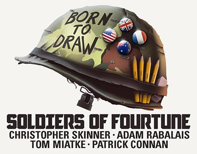 SOLDIERS OF FOURTUNE - ARTSHOW