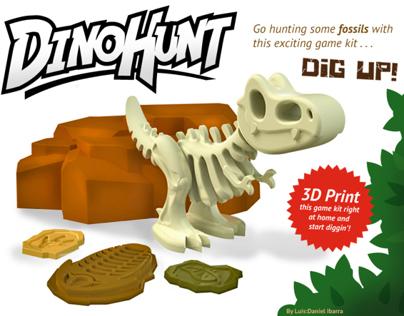 DinoHunt game kit
