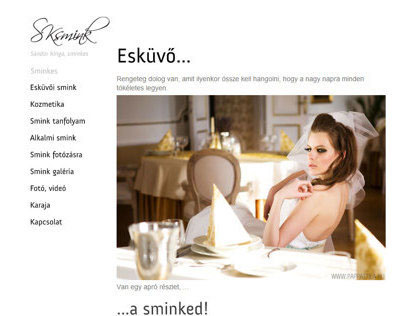 SkSmink - Sminkes, Győr