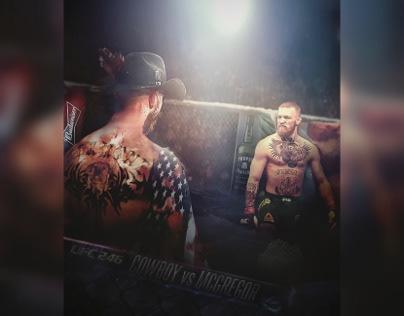 UFC 246: McGregor vs Cerrone