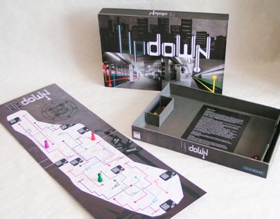 Board game : Updown