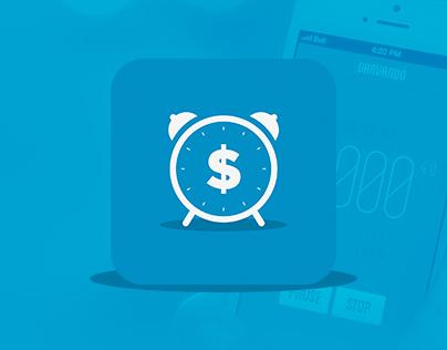App - Tempo é dinheiro
