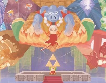 Zelda : LTTP fresco