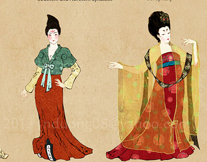 Historial Chinese Fashion Studies