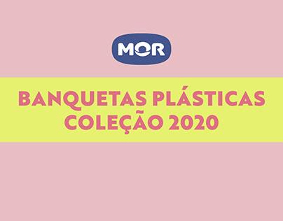 Lançamento | Banquetas Plásticas 2020