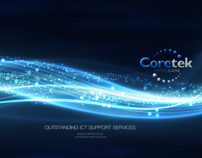 Desktop Branding - Educational ICT Services