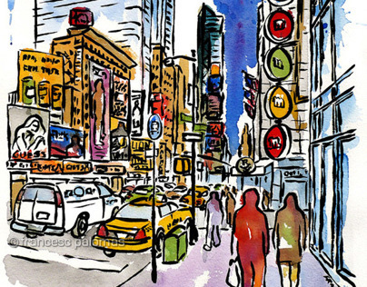 NEW YORK CITY [color]