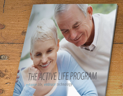 Active Life Program Flyer