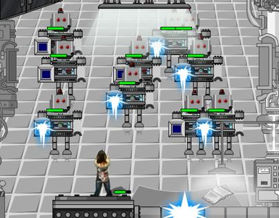 Emily Vs Robot