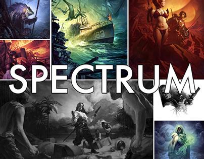 Works Featured in Spectrum