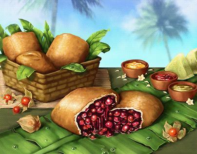Frutata - Card Illustration