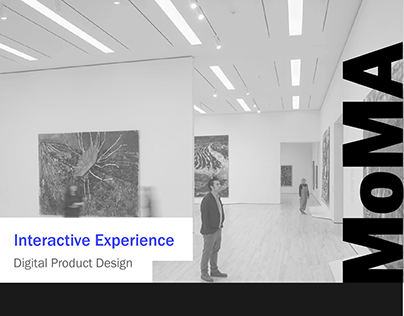 MoMA Interactive Experience