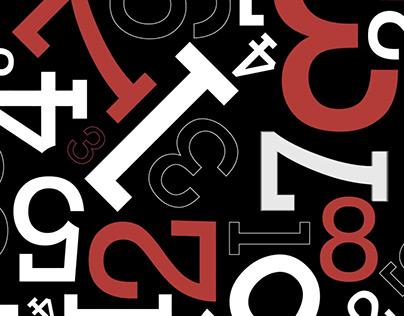 Motion Graphics - Naipes Tipográficos