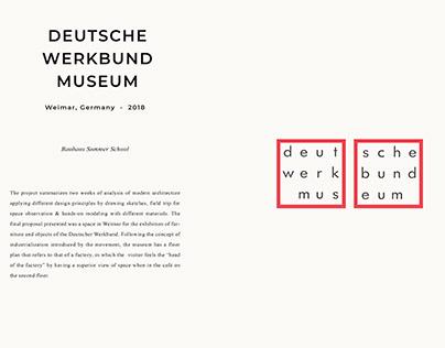 Deutsche Werkbund Museum
