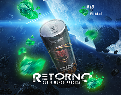 Liga Da Justiça / Vulcano - 01 (Justice League)